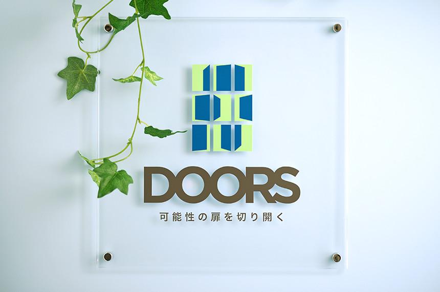 税理士法人DOORSロゴ画像